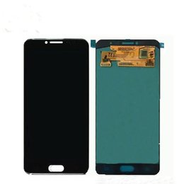 Wholesale Lcd C7 - 100% Teste Original For Samsung Galaxy c7 c7000 LCD Display With Touch Screen Digitizer Assembly Free shipping
