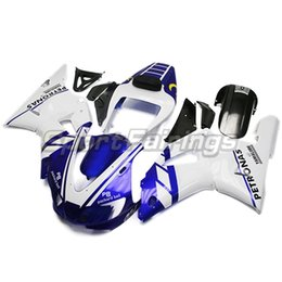 Wholesale For Yamaha YZF1000 YZF R1 R1 Fairings ABS Plastic Motorcycle Fairing Kit Bodywork Cowling Petronas Packard