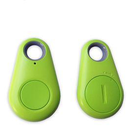 Wholesale Anti Lost Bag - Anti-lost smart bluetooth tracker Child Bag Wallet Key Finder GPS Locator Alarm 4 Colors Pet Phone Car Lost Reminder