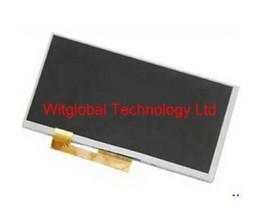 """Matrice compressa online-Nuovo display LCD Display Matrix per 7 """"Haier Hit G700 Tablet 30pins interno LCD Screen Panel sostituzione vetro spedizione gratuita"""
