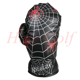 Wholesale Driver Gloves - Spider Web Design Boxing Glove Driver Wood Cover Golf Club Driver Headcover