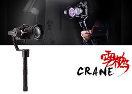 Wholesale Diving Mask New - Wholesale- New! Official Zhiyun [Crane] 3 Axis Brushless Handheld 360 motors degree moving gimbal for DSLR  Mirrorless