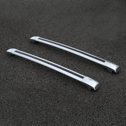 Wholesale Mercedes Bar - For Mercedes X166 GL 2013-2017 car baggage luggage roof rack rail cross bar crossbar DIY CASE