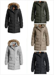 03bfde8f42 2017 Women Thin light Brand Down jacket WINTER PJS-HARR Down   Parkas Big  coyote Fur Collar White goose down Outerwear   Coats WITH FUR HOOD