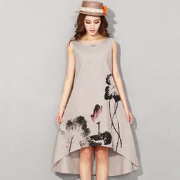 Estilo da casa do vestido on-line-2017 das mulheres plus size dress estilo casual house hit cor xadrez vestidos longos feminino imprimir summer dress mulheres