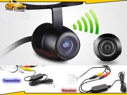 Wholesale Wireless Rear View Camera Waterproof - Wireless Night Vision Waterproof Car Rear View Rever View Backup Camera