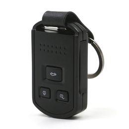 2019 llaveros grabadores de video HD 1080 P 12MP Car Key Camcorder Mini Coche Llavero Cámara Con Visión Nocturna Detección de Movimiento Video Recorder Niñera Cam Seguridad Portátil DVR rebajas llaveros grabadores de video