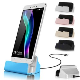 Wholesale Black Docking Station - Charger Docking Stand Station Cradle Charging Sync Dock for iPhone 6 6S 6Plus 5S 5 5C 5se 7 7s