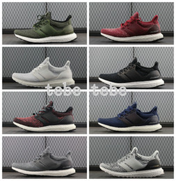 """The Limited Edition adidas Ultra Boost 3.0 """"Core Cheap Ultra 3.0 Boost"""