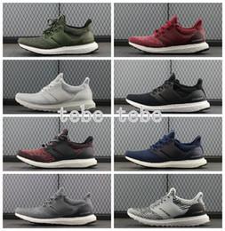 Adidas Ultra Boost 3.0 (Black) END.