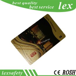 Wholesale Card Id Door Lock - TK4100   EM4100 125KHZ Card Manufacturers and Proximity Security Commercial Access Control Doors   Door Lock ID Card