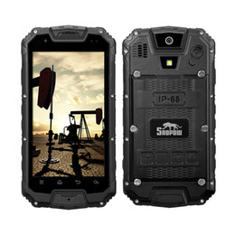 Wholesale Pro Walkie Talkie - SNOPOW M9-LTE Pro Unlocked 4G Rugged Walkie Talkie Smartphone - Android IP68 Waterproof Outdoor Tri-proof With DualSIM Powerbank PPT NFC LED