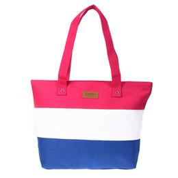 Wholesale Toto Bags - Wholesale-Fashion Women's Canvas Shoulder Bags Luxury Ladies Handbags Satchel Toto Bags Clutch Shopping Bags Bolsa Feminina Free Shipping