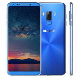 Bluboo teléfono móvil online-Nuevo BLUBOO S8 Plus 6.0 '' 18: 9 Smartphone MTK6750T Octa Core 4G RAM 64G ROM Android 7.0 Doble cámara trasera Fingerprint Mobile Phone