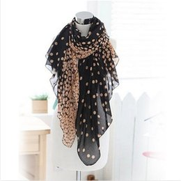Wholesale Long Scarves Wrap Stole - Wholesale- Fashion High Quality Candy colors silk Women's Long Scarf Wraps Shawl Stole Soft