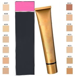 Wholesale Ups Types - High quality!NEW MAKE UP Covering Foundation Hypoallergenic Waterproof 30g Skin Concealer 13 colors SPF 30