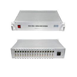 Wholesale H 264 Nvr - H2160 h.264 h.265 hdmi encoder iptv nvr live broadcast VGA CVBS YPBPR SDI Live Streaming Solution 16 channel Encoder Decoder