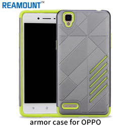 Wholesale Durable Mobile Phone Case - 2 in 1 PC + TPU Slim Hybrid Durable Armor Case for OPPO NEO7 for OPPO F1 for OPPO F2 Mobile Phone Case