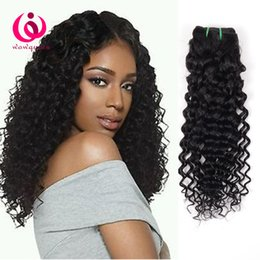 Wholesale Queens Hair Products Deep Wave - Brazilian Human Hair Deep Wave 3Bundles Wow Queen Products Cheap Price Unprocessed Indian Peruvian Malaysian Virgin Hair Extensions