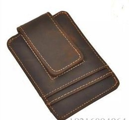 Wholesale Travel Business Box - 2017! Luxury G brands Mens Wallets genuine Leather High quality Travel Purse Fine Bifold Credit Card Front Pocket Man g Wallet with box