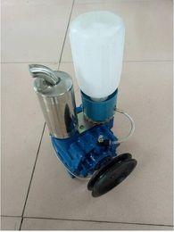 Bomba de vacío para la máquina de ordeño de vaca Milker Bucket Tank Barrel desde fabricantes