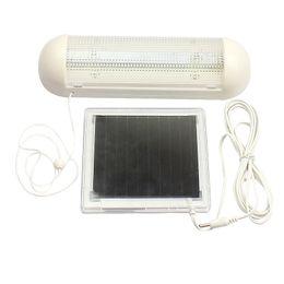 Wholesale Garden Sheds - Indoor Shed 5 LED Light +Solar Powered Panel Garden Lamp+5LED Shed Light