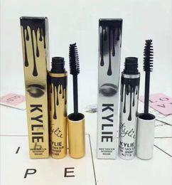 Wholesale Magic Eye Charm - Kylie Jenner Magic thick slim waterproof mascara Black Eye Long Eyelash Charming eyes eyelashes Cosmetic Gold Silver