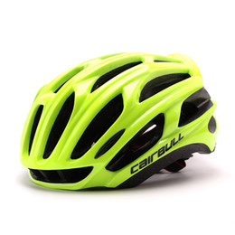 Wholesale Mtb Cycle Helmets - Cairbull Cycling Helmet capacete de bicicleta Ultralight Casco Mtb Bike Helmet Cascos Ciclismo Bicycle Helmet Bike Scohiro works #666