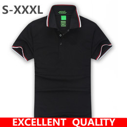 Wholesale Polo Clothing Sale - New Arrival Hot Sale Polo Shirts Men Spring Summer 7 Colors Fashion Casual Short Sleeve Men Polo Size S-XXXL High Quality Men's clothing