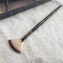 Wholesale Korean Fans - PICCASSO 723 fan brush - Soft Synthetic Hair by Japan - All of Beauty Korean Sytle - Beauty Cosmetic makeup brushes Blender