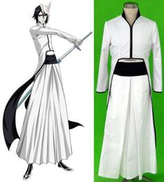 Wholesale Ulquiorra Costume - Bleach Ulquiorra cifer cosplay halloween Costumes
