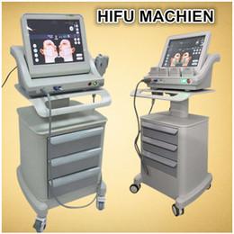 Wholesale Salon Massager - DHL free shipping hifu slimming machine ultrasound machine therapy massager shape up body slimmer for salon spa use