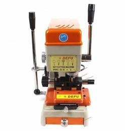 DeFu-998C Mejor Coche Usado Máquina de Corte con Llave de Silca Auto Lock Pick Gun Ganchos Conjunto de Kit Puerta de Coche Abierta desde fabricantes