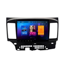 Wholesale Lancer Radio - For Mitsubishi Lancer 10 EVO GaLant Fortis Ispira X Android 6.0 Octa Core Autoradio Car Radio Stereo GPS Navigation Multimedia Media System