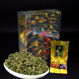 Corbata de te online-Huangjingui, té del oolong de Fujian, alta calidad Tie Guan Yin, té verde y sano fragante orchidsnatural estupendo, envío libre
