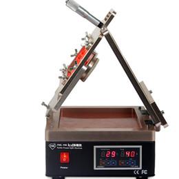 Рамный станок онлайн-Макс рамка Шатона LCD 11 дюймов средняя демонтирует отделяя машину для рамки ПК таблетки мобильного телефона