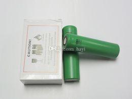 Wholesale battery direct - 100% 18650 Battery VTC3 VTC4 VTC5 18650 battery for e cigarette mod FACTORY DIRECT IN STOCK Free Shipping