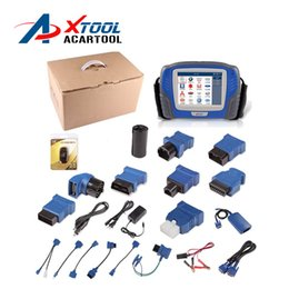 Wholesale Arrival Jaguar - New arrival Original XTOOL PS2 GDS Gasoline Diagnostic Tool Universal Car Update Online PS2 GDS Scanner Free shipping without plastics box
