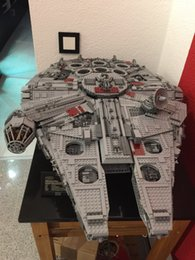 Wholesale Ultimate Models - LEPIN 05132 8445 Pcs Ultimate Collector's Model Destroyer Building Blocks Bricks Toy