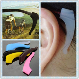 Soft Temple Hook Tip Spectacles Ear Grip antiscivolo non titolare per occhiali Occhiali da sole supplier anti slip for glasses da antiscivolo per occhiali fornitori