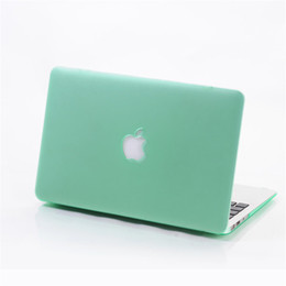 Wholesale Case For Netbook - Frosted colorful Macbook shell Laptop Netbook Case Cover for Air 11.6 13.3 Retina 12 13.3 15.4 Pro 13.3