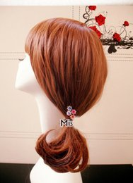 Wholesale Cheapest Wholesale Silk Flowers - 5pcs Wholesale ,2017 Cheapest 12 Color Bride's Hair Pin Crystal Rose Hairpin U Flower Hair Fork Fascinators
