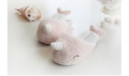 Wholesale Slippers For Adults - Cute Unicorn Slippers Women's House Shoes For Indoor Bedroom Slippers Soft Bottom Comfortable Shoes Adult Flats Christmas Gift