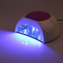 Wholesale Save Nails - 48W AC110-240V Voltage Input Energy-saving UV LED Nail Lamp 10s 30s 60s No-pain Mode Simple and Beautiful Scratch-resistant