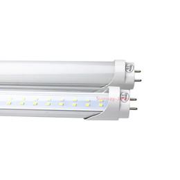 Wholesale Smd Led Lumens - Ultra Bright 4ft T8 Led Light Tubes G13 R17D rotatable T8 Led Tube 28W 3000 Lumens AC 85-265V UL DLC SAA
