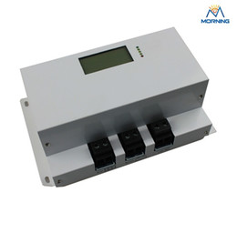 Wholesale Mppt Solar Controller Lcd - Hot sale MPPT9670D 72 or 96V auto 70A MPPT LCD display solar system controller of high quality