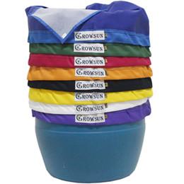Sacos De Hash De Ervas De Bolhas De Gelo Growsun Essência Extractor Kit, Saco De Transporte Livre Pressionando A Tela Incluída de Fornecedores de placas de cor do cabelo