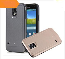 Canada Caseology Hybrid Armure Rugged TPU PC Housse de protection antichoc Pour Samsung Galaxy S4 NOTE S5 Offre