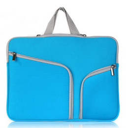 Wholesale Iphone Case 13 - 13 inch 15 inch Laptop Portable Felt Carrying Protective Sleeve Bag For Laptop Suitable Ipad Air Macbook Sleeve DHL PCC053