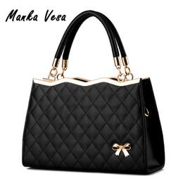 Großhandels-Manka Vesa Marke Luxus Frauen Handtaschen aus Leder Damen Koffer bolsos Messenger Bags Schultertasche Sac Ein Haupt Femme De Marque von Fabrikanten